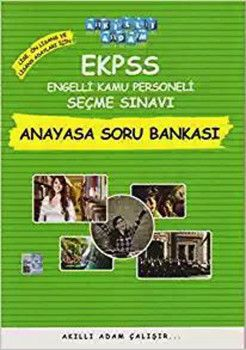 Akıllı Adam EKPSS Anayasa Soru Bankası
