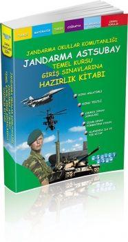 Akıllı Adam Jandarma Astsubay Hazırlık Kitabı