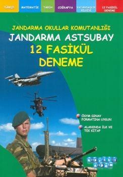 Akıllı Adam Jandarma Astsubay 12 Fasikül Deneme