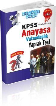 Akıllı Adam KPSS Anayasa Vatandaşlık Yaprak Test