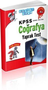 Akıllı Adam KPSS Coğrafya Yaprak Test