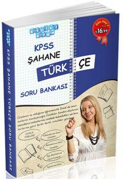 Akıllı Adam KPSS Şahane Türkçe Soru Bankası