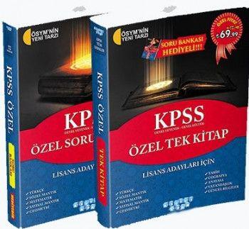 Akıllı Adam KPSS Genel Kültür Genel Yetenek Özel Tek Kitap Soru Bankası Hediyeli