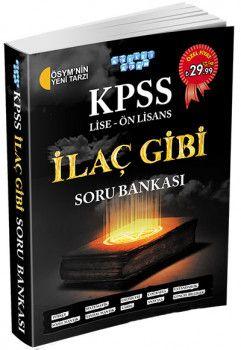 Akıllı Adam KPSS Lise Ön Lisans İlaç Gibi Soru Bankası