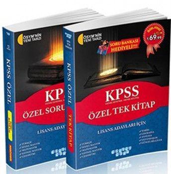 Akıllı Adam KPSS Lisans Özel Tek Kitap Hediyeli