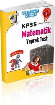 Akıllı Adam KPSS Matematik Yaprak Test