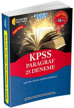 Akıllı Adam KPSS Paragraf 25 Deneme