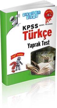 Akıllı Adam KPSS Türkçe Yaprak Test
