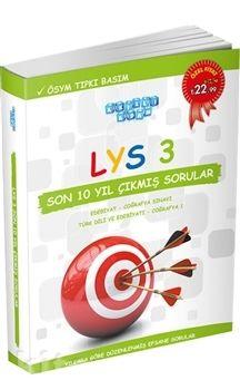 Akıllı Adam LYS 3 Edebiyat Coğrafya Sınavı Son 10 Yıl Çıkmış Sorular