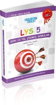 Akıllı Adam LYS 5 Son 10 Yıl Çıkmış Sorular