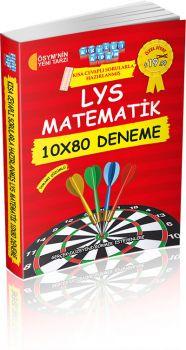 Akıllı Adam LYS Matematik Tamamı Çözümlü 10x80 Deneme