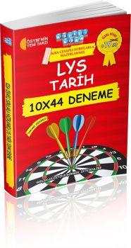 Akıllı Adam LYS Tarih Tamamı Çözümlü 10x44 Deneme