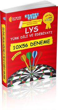 Akıllı Adam LYS Türk Dili ve Edebiyatı Tamamı Çözümlü 10x56 Deneme
