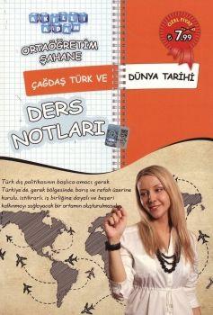 Akıllı Adam Orta Öğretim Şahane Çağdaş Türk Ve Dünya Tarihi