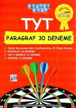 Akıllı Adam Yayınları YKS 1. Oturum TYT Paragraf 30 Deneme