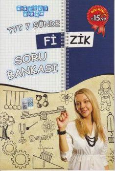 Akıllı Adam Yayınları TYT 7 Günde Fizik Soru Bankası