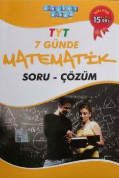 Akıllı Adam Yayınları TYT 7 Günde Matematik Soru Çözüm