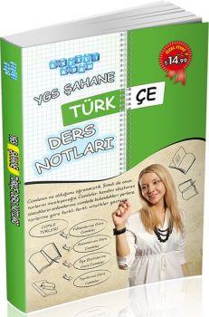 Akıllı Adam YGS Şahane Türkçe Ders Notları