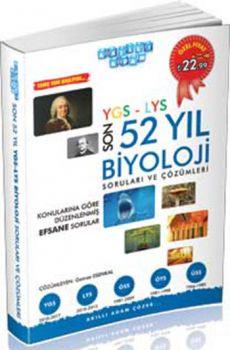 Akıllı Adam YGS LYS Son 52 Yıl Biyoloji Soruları ve Çözümleri