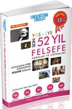 Akıllı Adam YGS LYS Son 52 Yıl Felsefe Soruları ve Çözümleri