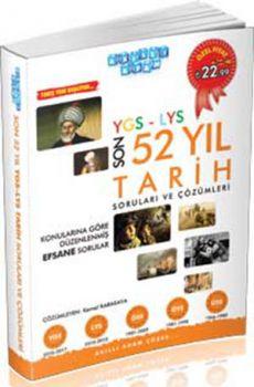Akıllı Adam YGS LYS Son 52 Yıl Tarih Soruları Ve Çözümleri