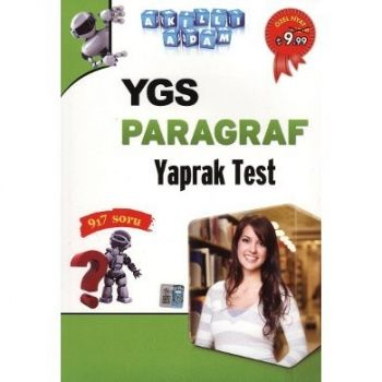 Akıllı Adam YGS Paragraf Yaprak Test