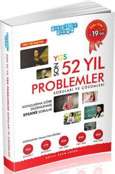 Akıllı Adam YGS Son 52 Yıl Problemler Soruları ve Çözümleri