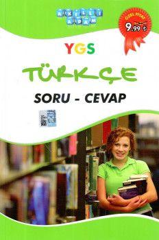 Akıllı Adam YGS Türkçe Soru Cevap