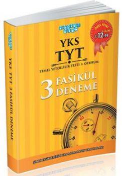 Akıllı Adam YKS 1. Oturum TYT Türkçe Matematik 3 Fasikül Deneme