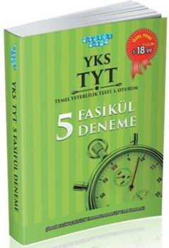 Akıllı Adam YKS 1. Oturum TYT Türkçe Matematik 5 Fasikül Deneme