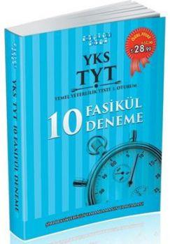 Akıllı Adam YKS 1. Oturum TYT Türkçe Matematik 10 Fasikül Deneme
