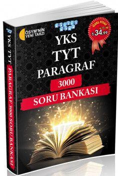Akıllı Adam YKS 1. Oturum TYT Paragraf 3000 Soru Bankası