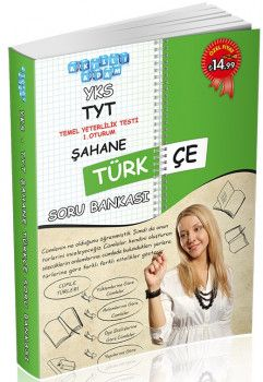 Akıllı Adam YKS 1. Oturum TYT Şahane Türkçe Soru Bankası