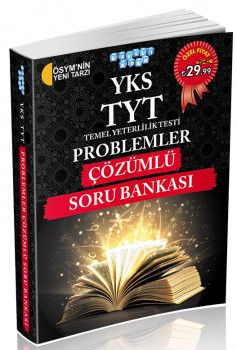 Akıllı Adam YKS 1. Oturum TYT Problemler Çözümlü Soru Bankası