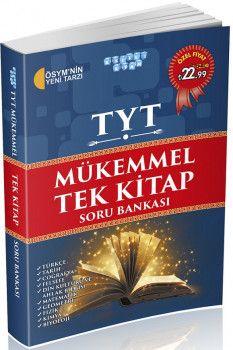 Akıllı Adam YKS 1. Oturum TYT Mükemmel Tek Kitap Soru Bankası