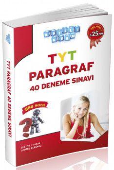 Akıllı Adam YKS 1. Oturum TYT Paragraf 40 Deneme Sınavı