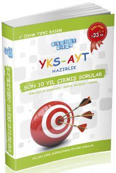 Akıllı Adam YKS 2. Oturum AYT Türk Dili ve Edebiyatı Sosyal Bilimler 1 Son 10 Yıl Çıkmış Sorular