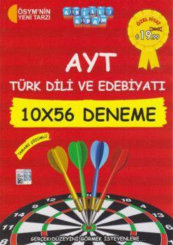 Akıllı Adam YKS 2. Oturum AYT Türk Dili ve Edebiyatı Tamamı Çözümlü 10x56 Deneme