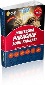 Akıllı Adam YKS TYT KPSS DGS ALES Muhteşem Paragraf Soru Bankası