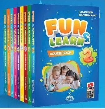 Akın Dil 2. Sınıf Fun Learn Set