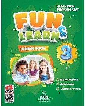 Akın Dil 3. Sınıf Fun Learn Set
