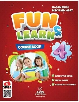Akın Dil 4. Sınıf Fun Learn Set