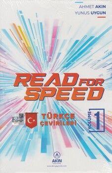Akın Dil Read For Speed Volume 1