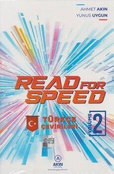 Akın Dil Read For Speed Volume 2
