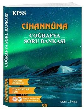 Akın Güneş KPSS Cihannüma Coğrafya Çözümlü Soru Bankası