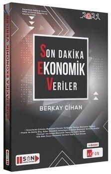 Akfon Yayınları 2021 Son Dakika Ekonomik Veriler