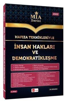 Akfon Yayınları Hafıza Teknikleriyle İnsan Hakları ve Demokratikleşme MİA Serisi Ali Argama