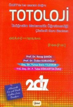 Aktüel Yayınları 2017 ÖABT Totoloji İlköğretim Matematik Öğretmenliği Çözümlü Soru Bankası