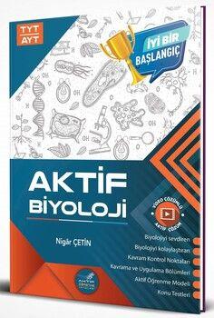 Aktif Öğrenme Yayınları TYT AYT Aktif Biyoloji 0 dan Başlayanlara