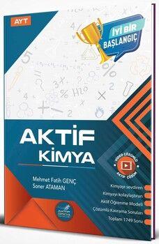 Aktif Öğrenme Yayınları AYT Aktif Kimya 0 dan Başlayanlara